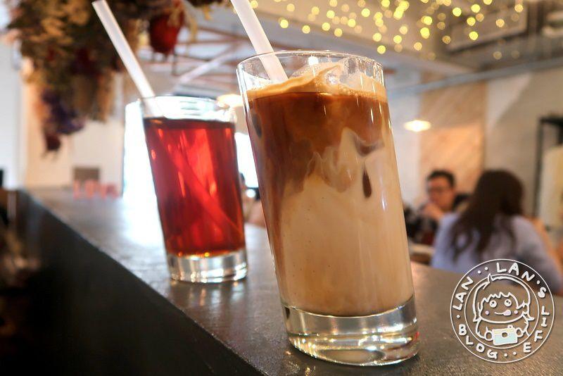 新埔咖啡鬆餅