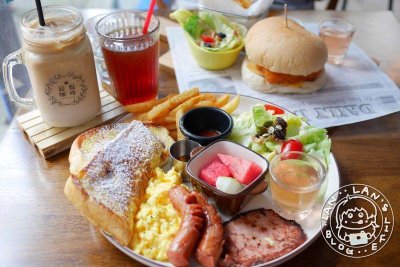 新埔早午餐