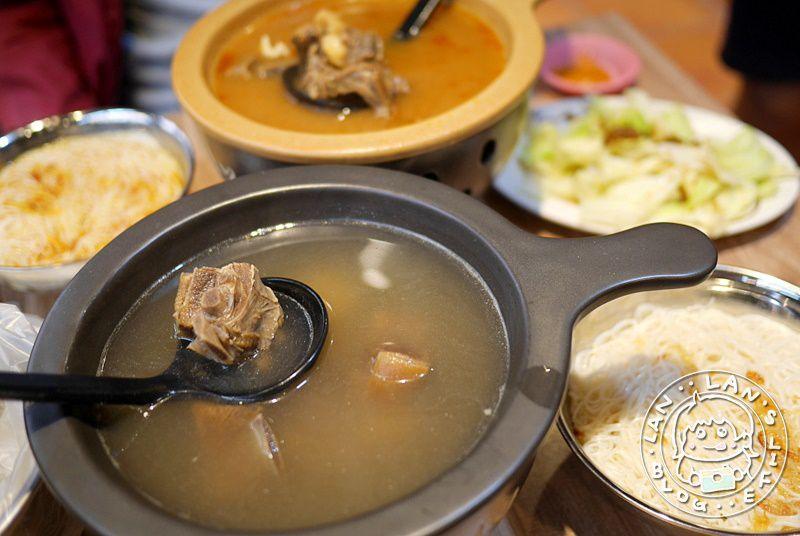 板橋羊肉湯 【東悅一碗小肥羊】單人羊肉湯 嚴選一年以下羔羊