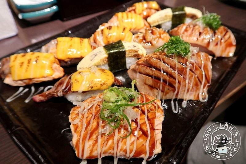 羅東夜市壽司