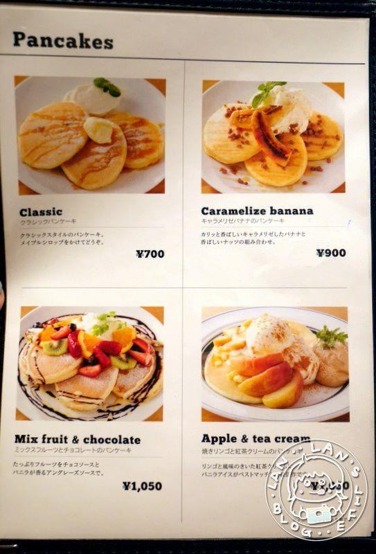 大阪必吃鬆餅
