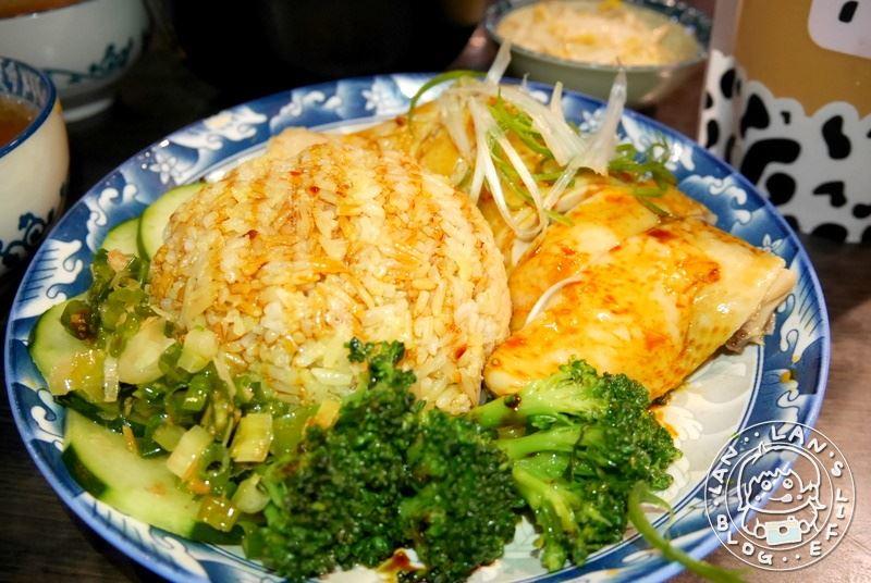 板橋海南雞飯