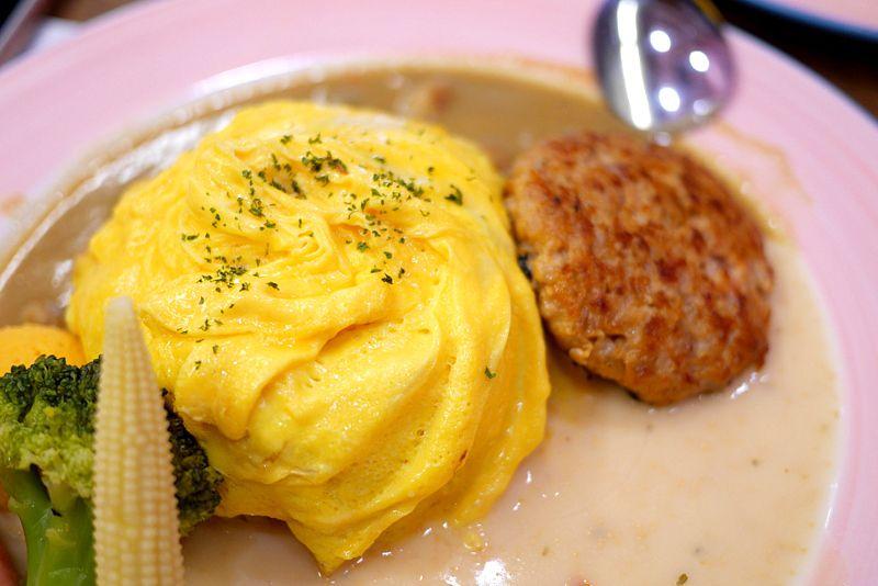 板橋蛋包飯