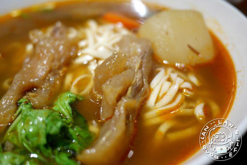 萬華牛肉麵