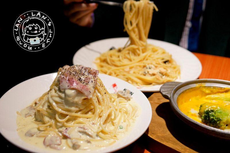 板橋義大利麵 【麵食主義kirin pasta新板店】85起義大利麵 CP值高