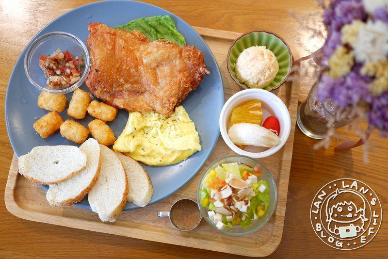 板橋車站早午餐 【Lento coffee&brunch】單點50起 平日不限時 推薦早午餐套餐