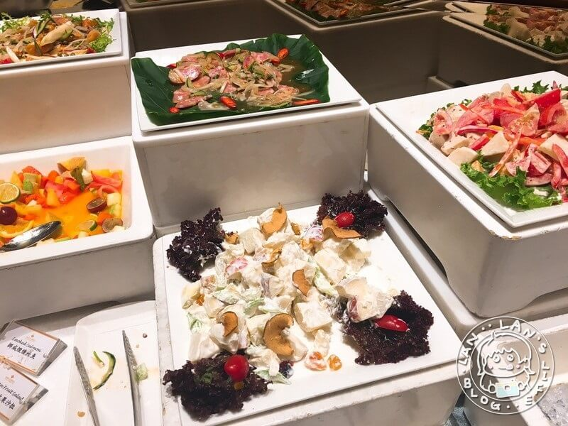 美麗信花園酒店buffet