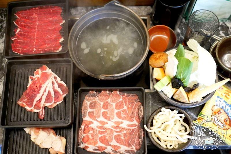 板橋平價火鍋【巢鍋】商業午餐只要199元!肉品六選三