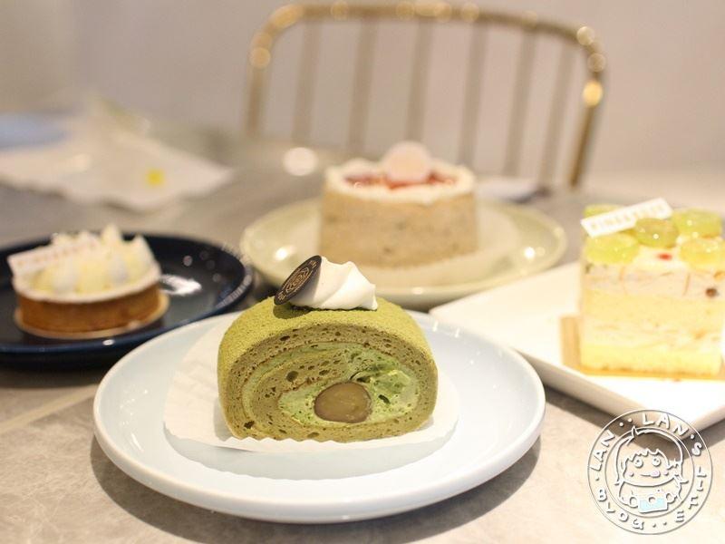 東門甜點 【松薇食品有限公司】東門下午茶 pine-rose