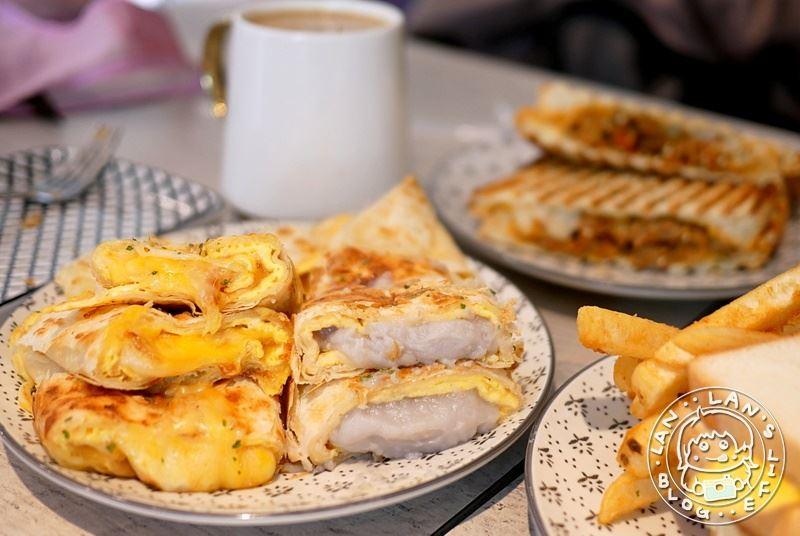 板橋芋頭蛋餅