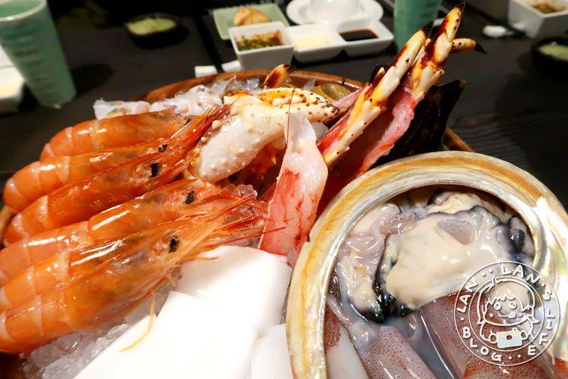 台北帝王蟹吃到飽