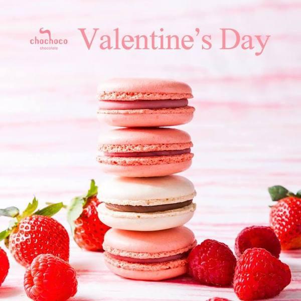 chochoco wedding 手工法式喜餅,彌月禮盒:<試吃>【宅配】chochoco- 情人節限定之巧克力馬卡龍,好多的愛,好多的幸福