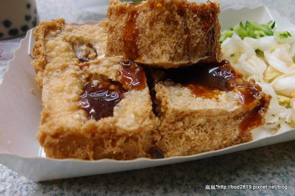 迷你臭豆腐:【台中北區】迷你臭豆腐-一中商圈內的臭豆腐(胖子雞丁、無名臭豆腐旁邊)