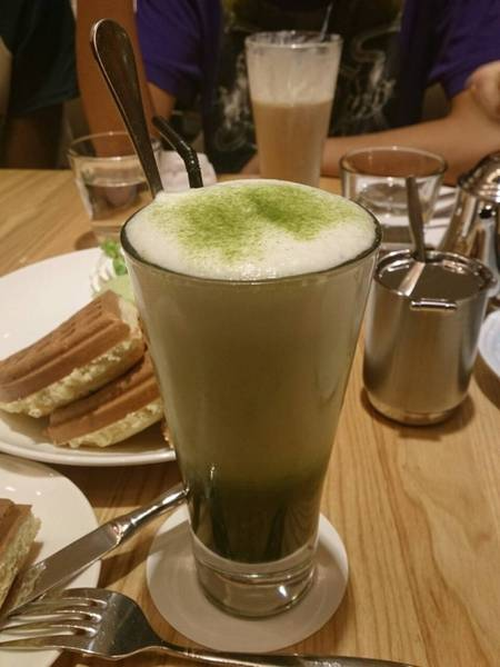 佐曼咖啡館:【台北中山】佐曼咖啡館Jumane Cafe'-大推皇家奶茶