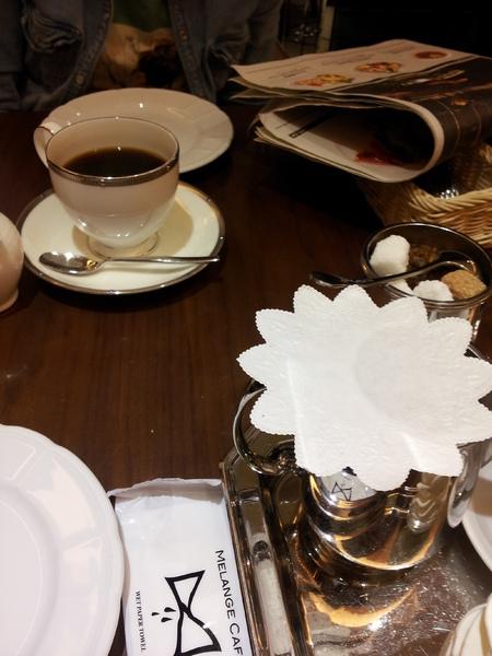 Melange Caf'e 米朗琪咖啡館(一店):【台北中山】米朗琪咖啡館-排隊鬆餅名店(與咖啡弄比較心得)
