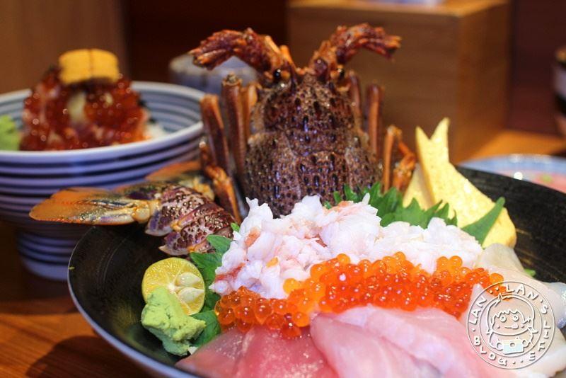 台北海鮮丼飯 【日本橋海鮮丼 辻半-Tsujihan】來自日本的精緻生魚片丼飯