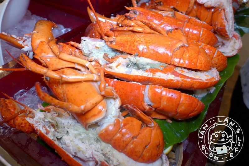 台北龍蝦吃到飽