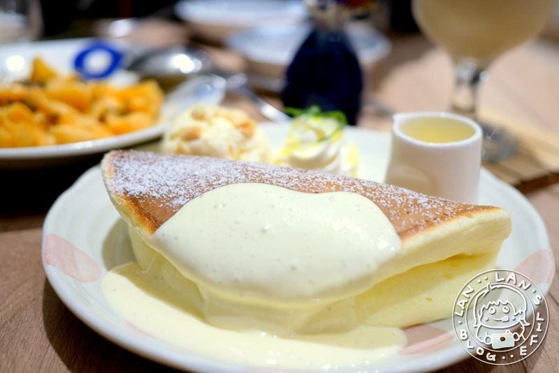 台北車站鬆餅