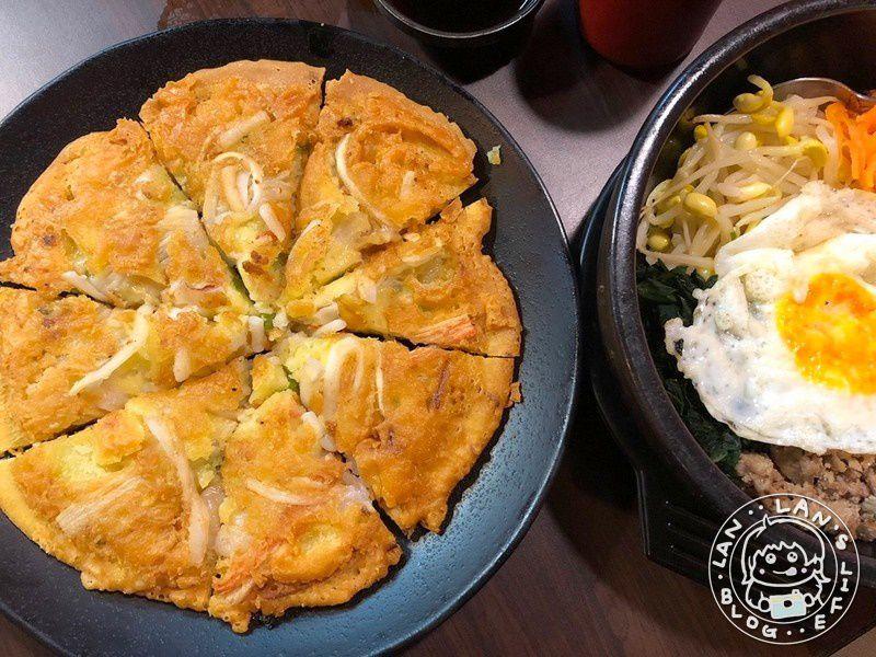 新埔韓式料理 【玉陶園韓式料理】平價韓式料理 主餐80元起 還有韓式烤肉